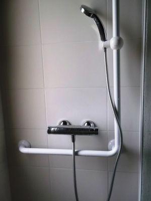 R novation douche italienne eybens travaux r novation salle de bains ey - Installer douche italienne renovation ...