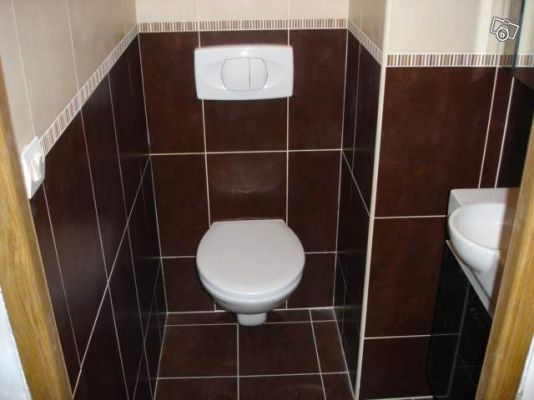 Wc suspendu apr s habillage installation wc suspendu for Carrelage pour wc suspendu