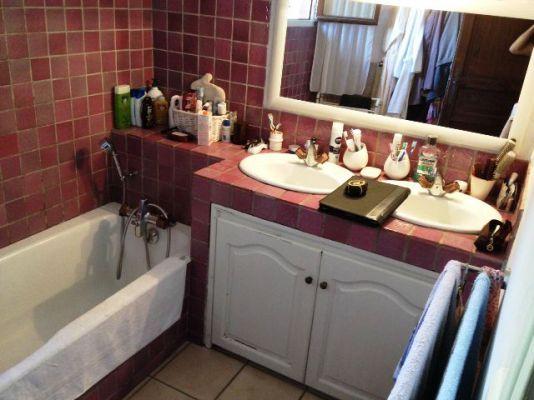 Travaux de r novation salle de bain crolles artisan for Artisan renovation salle de bain